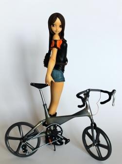 1/7 Bicycle Girl - Suzu